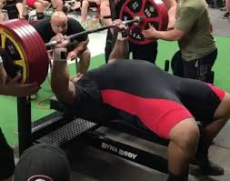 600 Pound Bench Press Yury Belkin Crushes A 927 Lb Beltless Deadlift Barbend