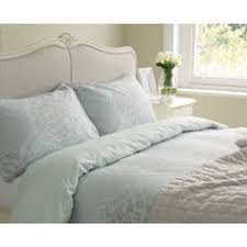 Duck Egg Blue Bed Linen - looking glass from our new period collection helps create a