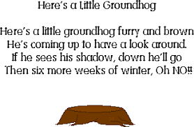 ground hog day theme unit lessons activity sheets books and