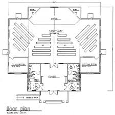 small church floor plans church plan 114 lth steel structures