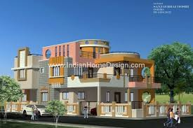 3d house plans from the house designer sanjay doshi rachana architect