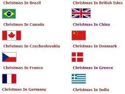 countries that celebrate decore
