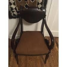 Antique Accent Chair Antique Accent Chair Aptdeco