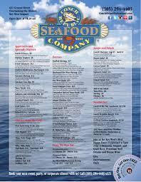 conch republic seafood company restaurant menu key west u2013 best