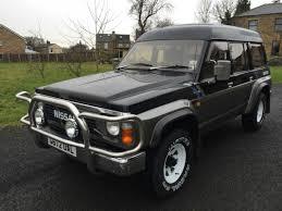 nissan patrol for sale used nissan patrol 1989 diesel 4 2 black for sale in limerick