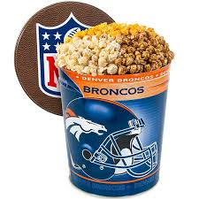 popcorn baskets nfl popcorn tins at gourmet gifts s cozy corners