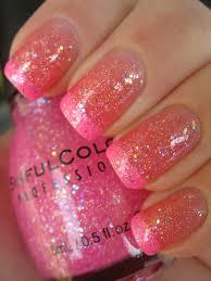 stunning red nail polish short nails on small nail decoration