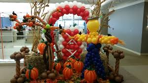 party fiesta balloon decor fall holiday decoration ideas