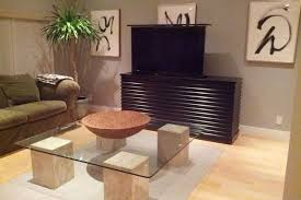 accessories 20 fantastic images diy tv lift cabinet plans make