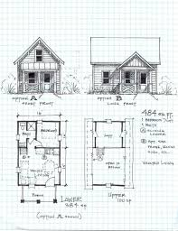 micro cottage with garage apartments cottage plans with loft the best cabin plans detailed