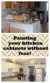 can you paint your kitchen cabinets without removing them painting your kitchen cabinets without fear