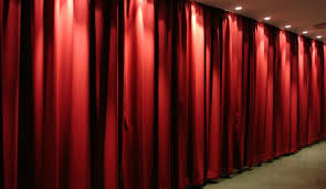Curtains Show Many Spot Acoustic Curtains Can Used Like In Pic The Curtain