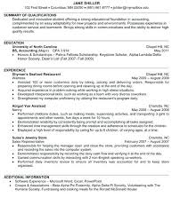 electrical engineering resume for internship resume internship electrical engineering junior accounting sle