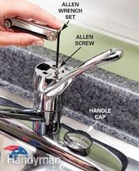 Changed Cartridge Faucet Still Leaks How To Fix A Leaky Faucet Family Handyman