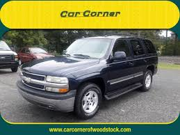 19049 2004 chevrolet tahoe car corner used cars for sale