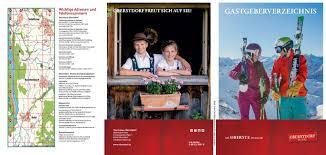 Gastgeberverzeichnis Oberstdorf 2 Auflage 2018 by Tourismus