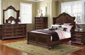 Cherry Wood Bedroom Sets Queen Luxury Amish Mission Bedroom Set Solid Rustic Cherry Wood Queen