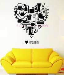 compare prices on farm wall sticker online shopping buy low price e301 diy wall stickers home decor mural wall decal farm garden plants cottage art decor vinyl