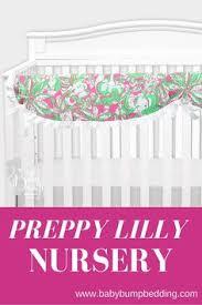 Preppy Crib Bedding Muted Blue Neutral Designer Created Crib Set Boy Baby Bedding