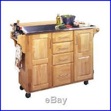 kitchen island cart stainless steel top island cart stainless steel top breakfast bar wheels cutting board