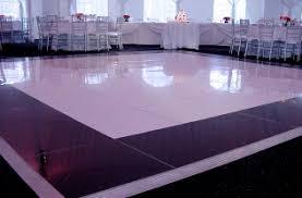 white floor rental black and white floor rental