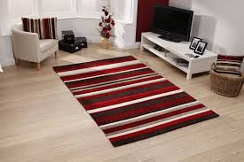 Grey Striped Rug Glamorous Rugs For Living Room Red Brown White Grey Stripes Rug