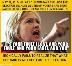 Meme Shut Up - why hillary needs to shut up about the election in one meme