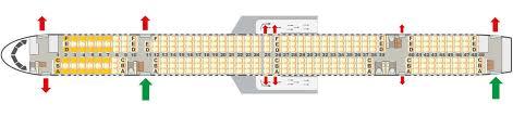 757 seat map condor to travelcheats