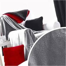 plaid gris canapé plaid gris canape comparer 285 offres