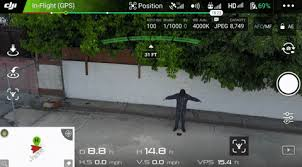 Which Flashing Light Tells You To Enter A River Lock Mavic Pro Intelligent Flight Modes Tutorial And Review U2013 Dronefly