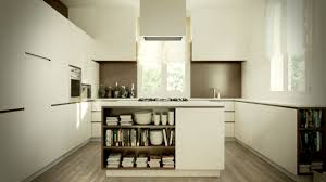 kitchen island designs with cooktop and seatin 9313