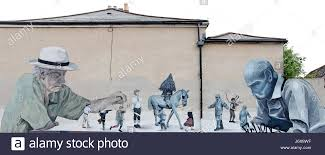 chess mural stock photos chess mural stock images alamy the game of life chess a wall mural in cardiff wales uk