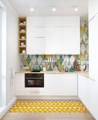 Backsplash Trends 2017 Unique Colorful Tile Backsplash And Wall Cabinets For Small