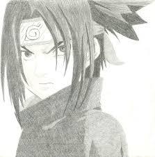 sasuke drawing by likestoeat on deviantart