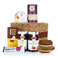 Diabetic Gift Basket Diabetic Joy Luxury Gift Hamper Gift Hampers Cuckooland