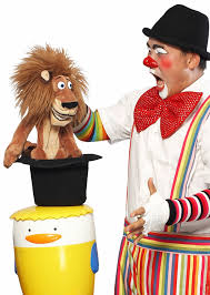 clowns for kids birthday in malaysia allan friends studios magical puppet show for hire allan friends studios