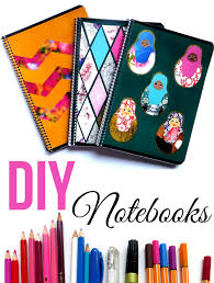 DIY Notebook Cover Ideas