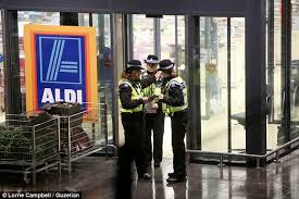 siege social aldi jodie willsher knifeman charged after aldi stabbing daily