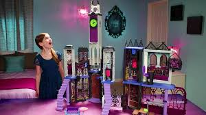 Monster High Room Decor Ideas Monster High Deadluxe High Play Set Cjf48 Mattel Shop