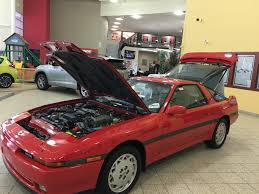 toyota new supra find of the week 93 km 1990 toyota supra autotrader ca