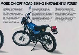 dt175 dave u0027s bike brochures
