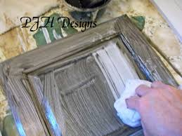 Pictures Of Antiqued Kitchen Cabinets Pjh Designs Hand Painted Antique Furniture Kitchen Remodel Diy