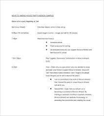 Sample Program For Christmas Party