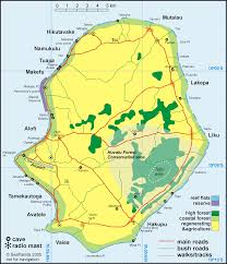 niue on world map niue map niue mappery