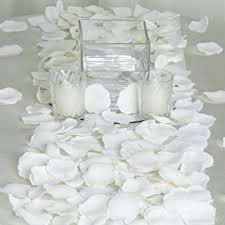 bulk wedding supplies balsacircle 2000 silk petals wedding decorations