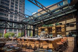 best roof top bars best rooftop bars near penn station