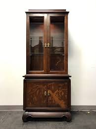 are curio cabinets out of style sold out asian style chinoiserie curio cabinet by broyhill