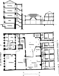 The Golden Girls Floor Plan by St John Street East Side British History Online