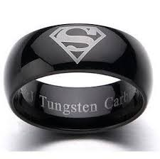 superman wedding rings 36 best wedding rings images on men wedding rings