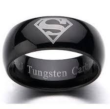 superman wedding rings 36 best wedding rings images on men wedding rings